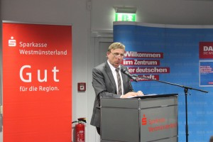 Christoph Bruns, Hauptgeschäftsführer der Kreishandwerkerschaft Kreis Borken.