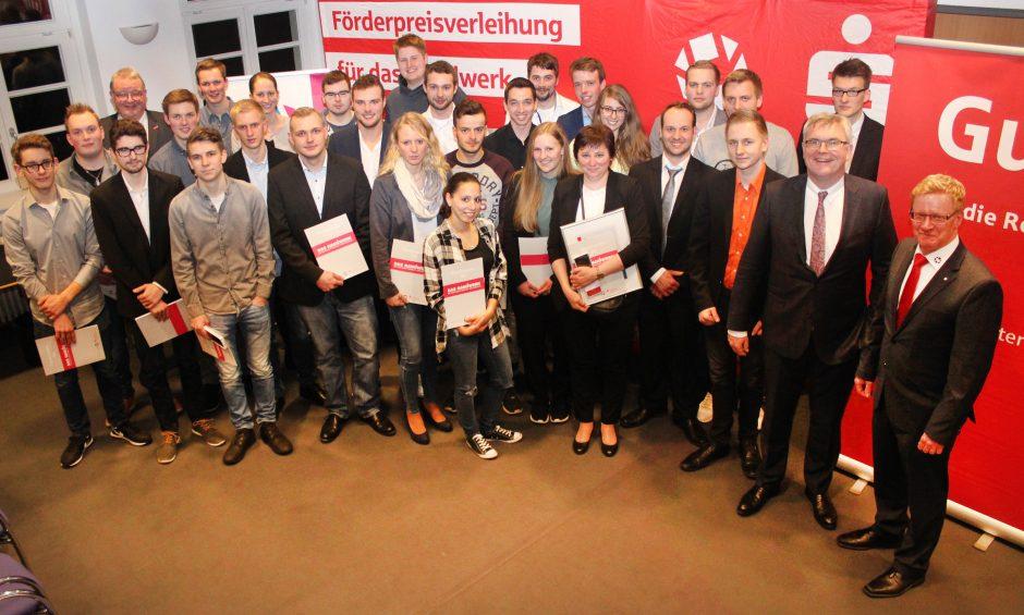 Handwerk: 18.700 Euro Förderung für Fachkräfte