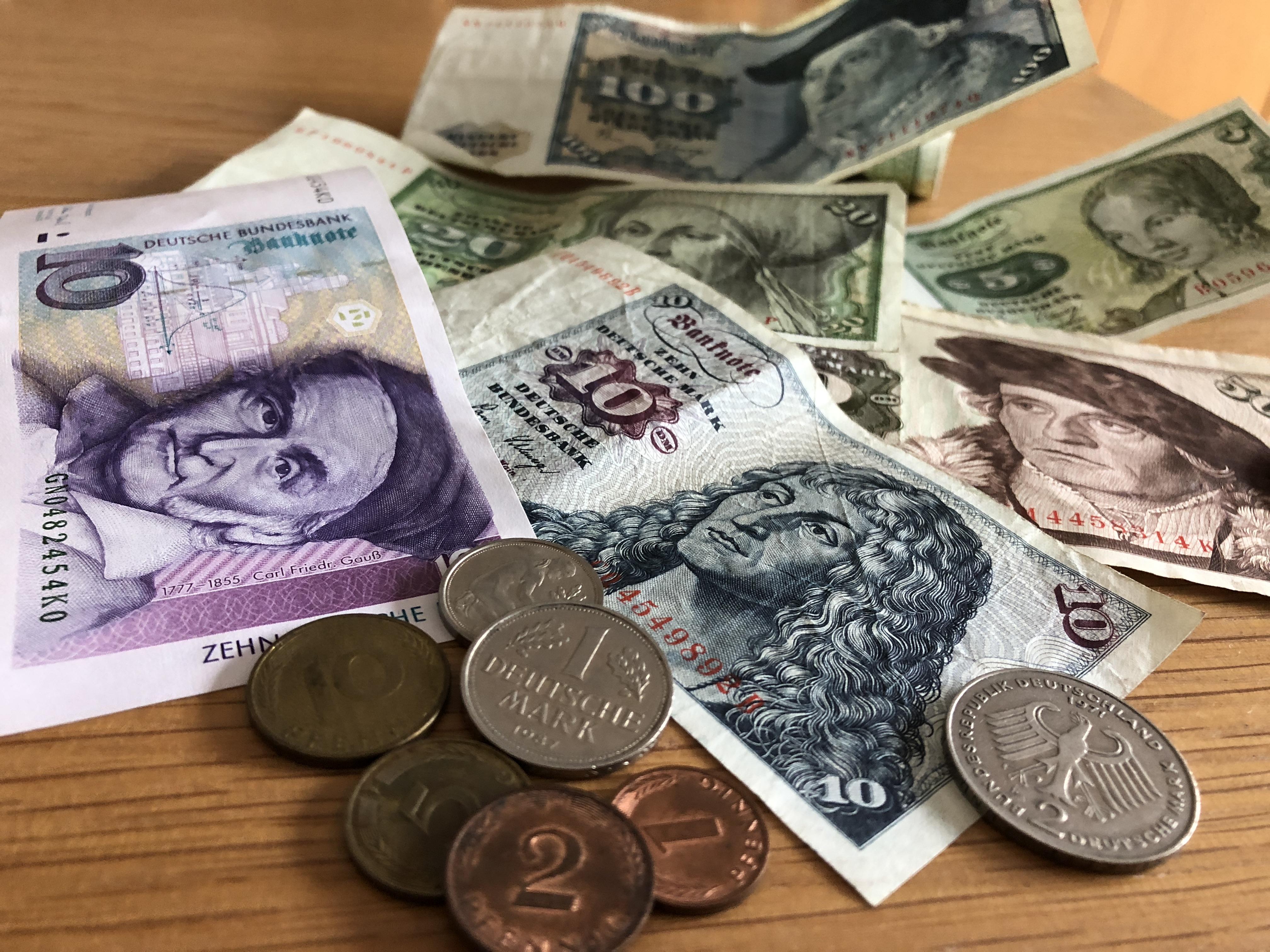 Münzen Gegen Scheine Umtauschen Sparkasse Ausreise Info
