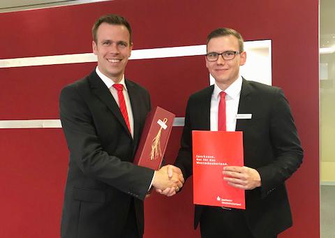 Andreas Albring freut sich ebenfalls über den Erfolg und gratuliert seinem Mitarbeiter im Namen aller Kolleginnen und Kollegen.