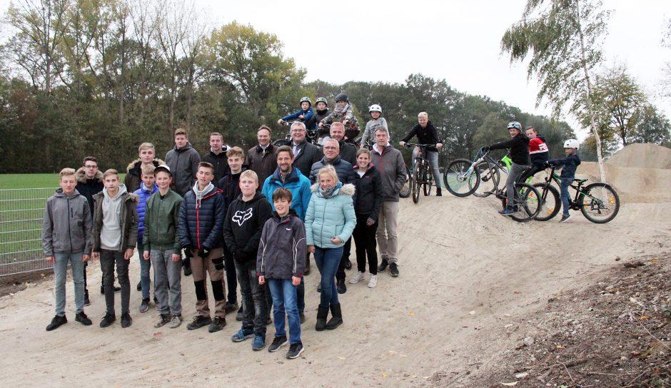 Traum vom Bikepark erfüllt