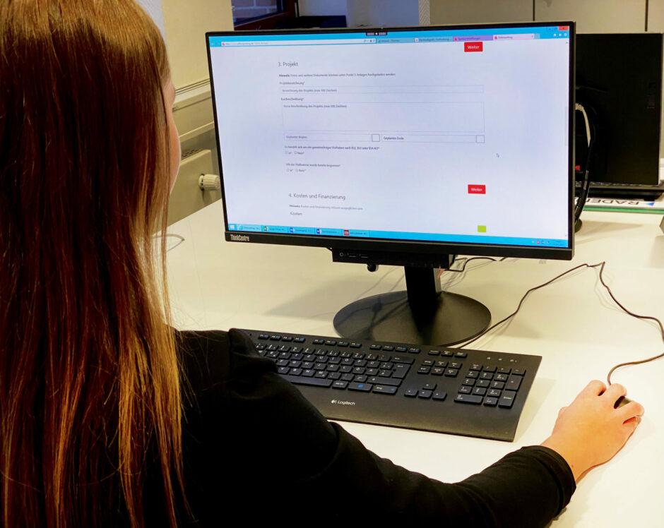 Sparkassenstiftungen: Förderanträge per Online-Antrag