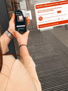 Sparkasse Westmünsterland setzt Luca-App ein