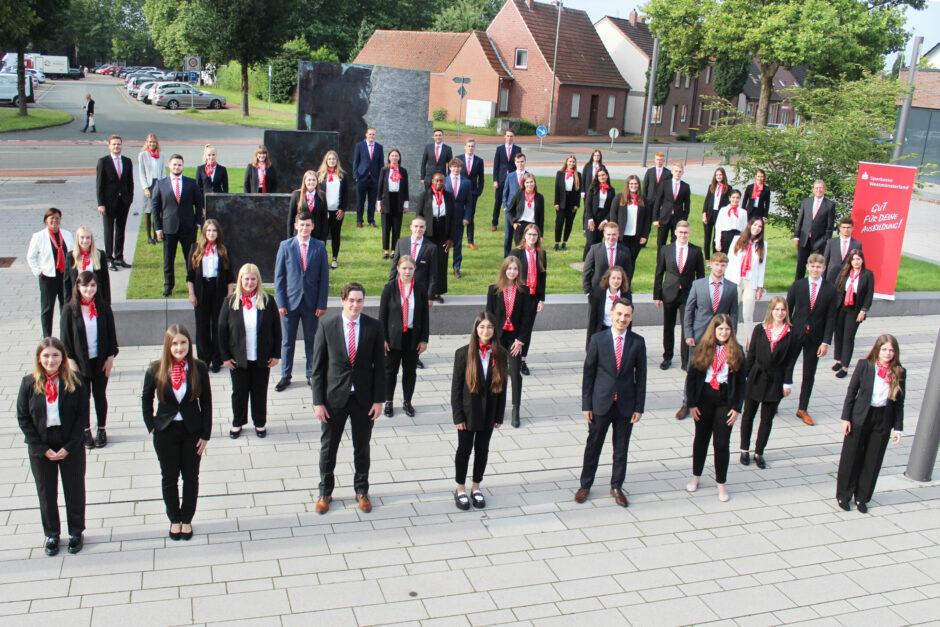 Wir begrüßen 48 neue Auszubildende